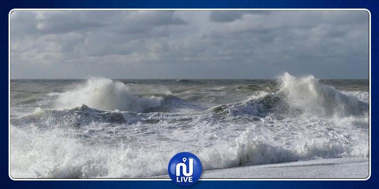 Mise en garde contre la baignade à Bizerte, Tabarka et Zouaraa