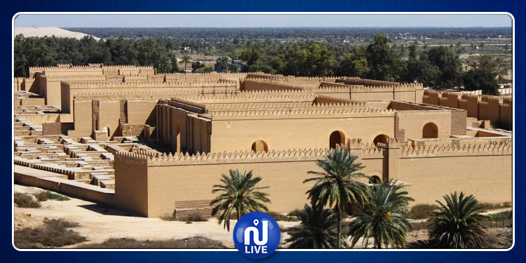 إدراج مدينة بابل العراقية ضمن التراث العالمي