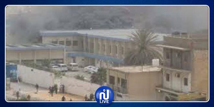 مقتل 5 أطباء وجرح 8 آخرين بهجوم على مستشفى ليبي