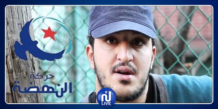 بنديرمان يتوعّد النهضة بسبب استغلال أغنيته في حملتها الإنتخابية