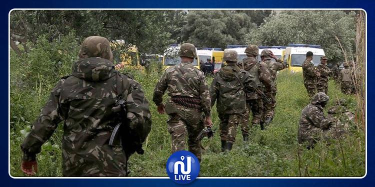 الجيش الجزائري يعتقل 5 أشخاص خططوا لهجمات إرهابية تستهدف متظاهرين
