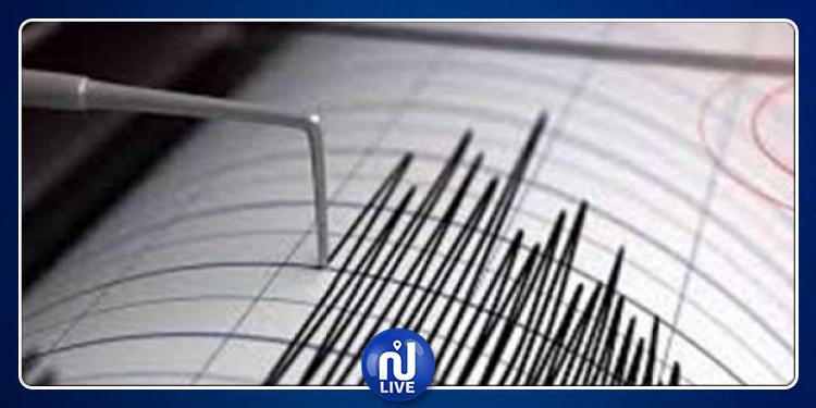 زلزال بقوة 4.3 درجة يضرب البحر المتوسط