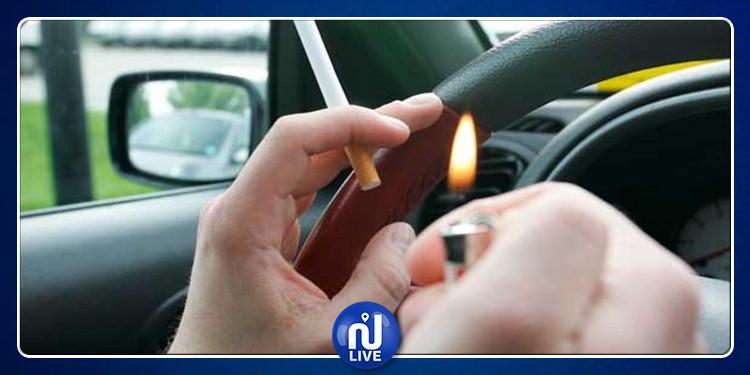 2500 دولار غرامة لرجل رمى أعقاب سجائره من السيارة