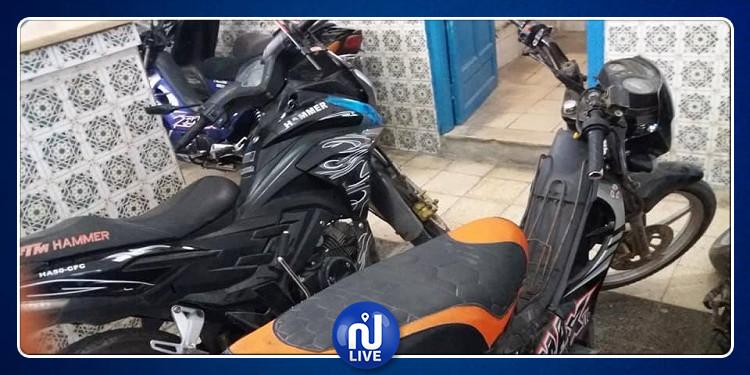 قابس: تفكيك شبكة مختصة في سرقة الدراجات النارية والهواتف الجوالة