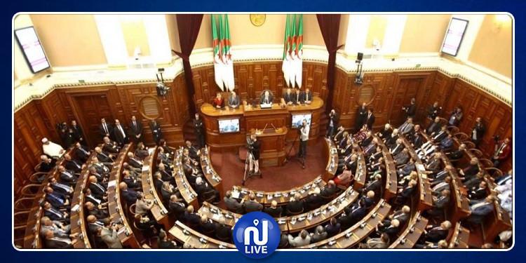 الجزائر تقر شغور منصب رئيس البرلمان