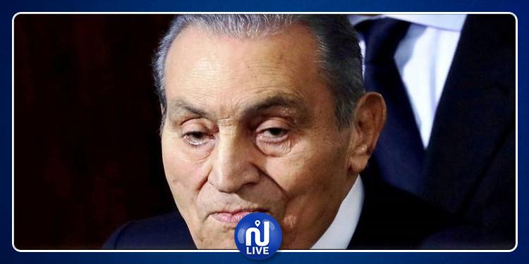 بعد انتشار خبر وفاته: نجل حسني مبارك يكشف الحقيقة