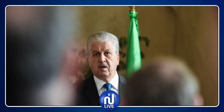 الجزائر: إيداع نجل رئيس الحكومة السابق عبد المالك سلال بالسجن
