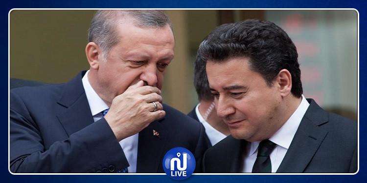 حليف أردوغان يستقيل من حزب العدالة والتنمية