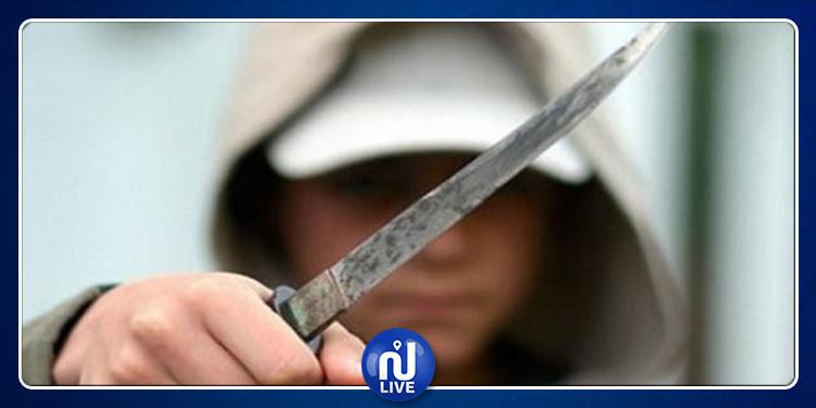 العاصمة: القبض على شاب بحوزته سيف لتنفيذ براكاجات للمارة