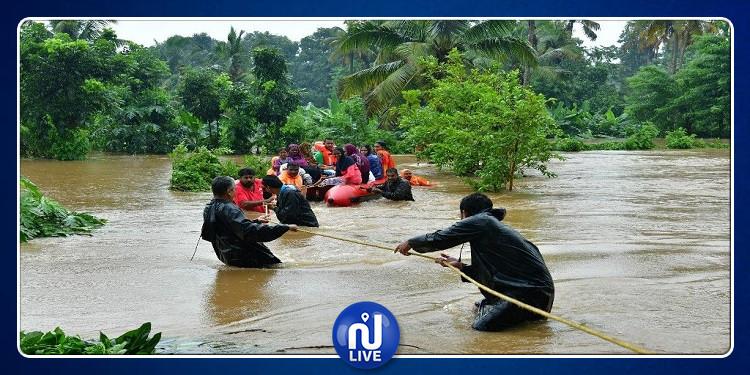 الهند: مقتل 147 شخصا جرّاء الفيضانات