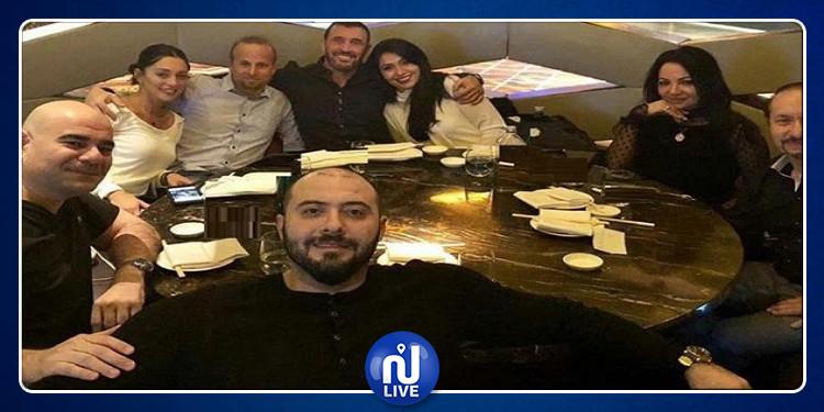 كاظم الساهر يردّ على خبر انفصاله عن خطيبته التونسية (فيديو)