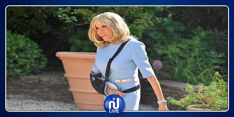 سيدة فرنسا الأولى تخضع لعملية تجميل سرية
