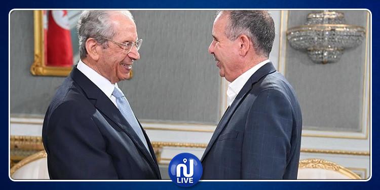 لقاء يجمع رئيس الجمهورية بالأمين العام للاتحاد العام التونسي للشغل