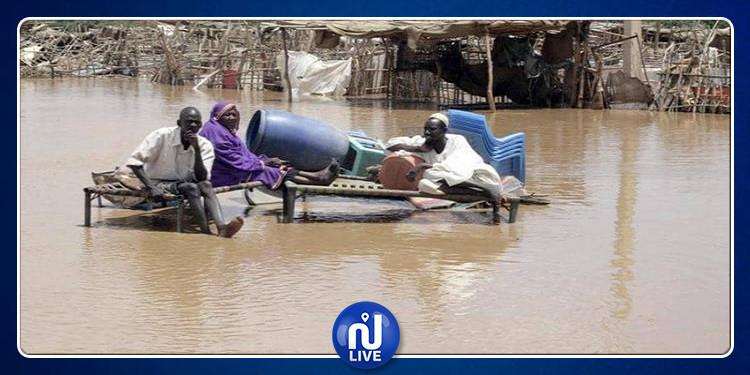 السودان:  انهيار أكثر من 9000 منزلا جراء الأمطار