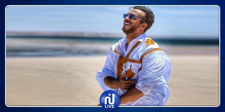 بعد منعه من مغادرة فرنسا: سعد لمجرد يعود الى المغرب (صور)