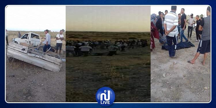 سيارات الموت مجددا: قتلى وجرحى في حادث مرور مروع بمنطقة مغيلة