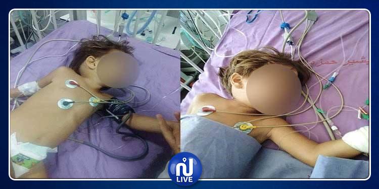 العاصمة: اختطاف طفل الـ 3 سنوات وإبراحه ضربا