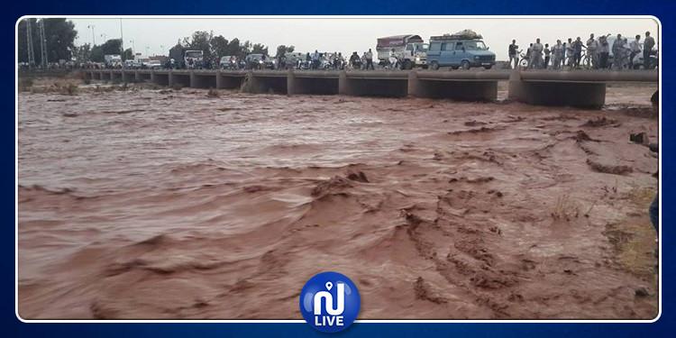 المغرب: الفيضانات تودي بحياة 7 أشخاص