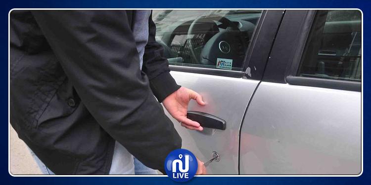سيدي بوزيد: تفكيك عصابة مختصّة في سرقة وتفكيك السيارات