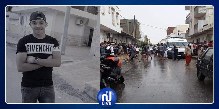 تحيين: وفاة شاب وشقيقته بتماس كهربائي خلال الأمطار الغزيرة بقابس