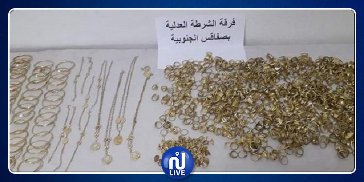صفاقس: الإطاحة بعصابة مسلّحة سطت على مصنع للذهب (صور)