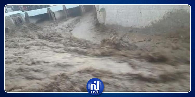 الكاف: انتشال جثّة عامل بلدية جرفته الأمطار