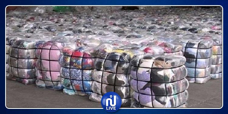 باب الخضراء: حجز ''بالات فريب'' معدّة للتهريب بقيمة 12 ألف دينار
