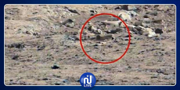 """""""ناسا"""" تكشف العثور على تابوت لفراعنة مصر على كوكب المريخ (فيديو+صور)"""