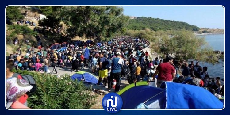 تركيا تحتجز مئات المهاجرين