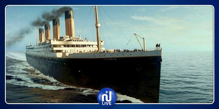 صور مخيفة لحطام ''تيتانيك''  من أعماق الأطلسي