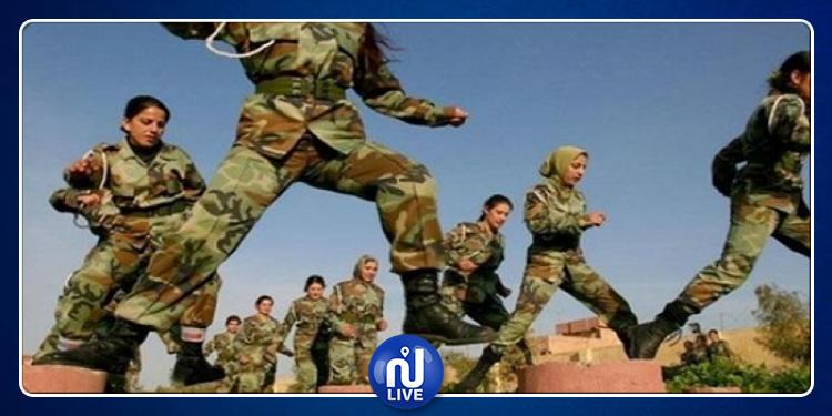 المغرب: التحاق 145 من الإناث بأول دفعة بالتجنيد الإجباري