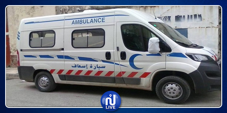 سوسة: شاب يستولي على سيارة إسعاف ويلوذ بالفرار