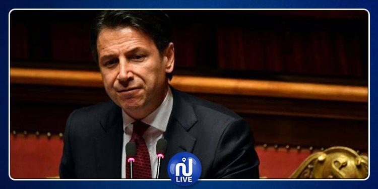Italie: accord sur la formation d'un nouveau gouvernement
