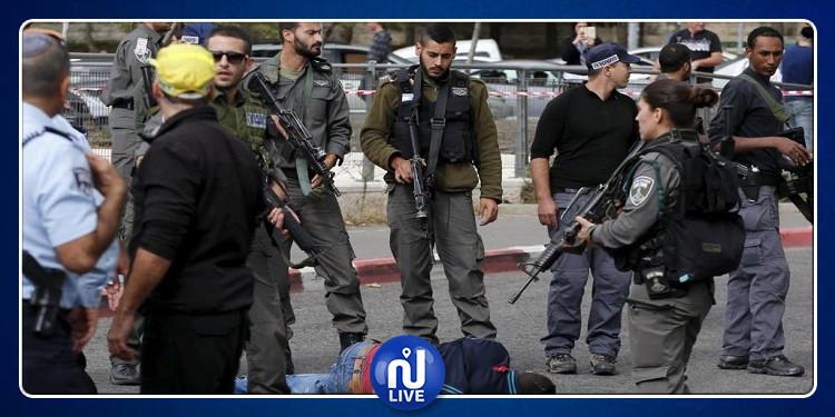 استشهاد فلسطيني وإصابة 3 آخرين بزعم تنفيذ عملية  طعن في القدس