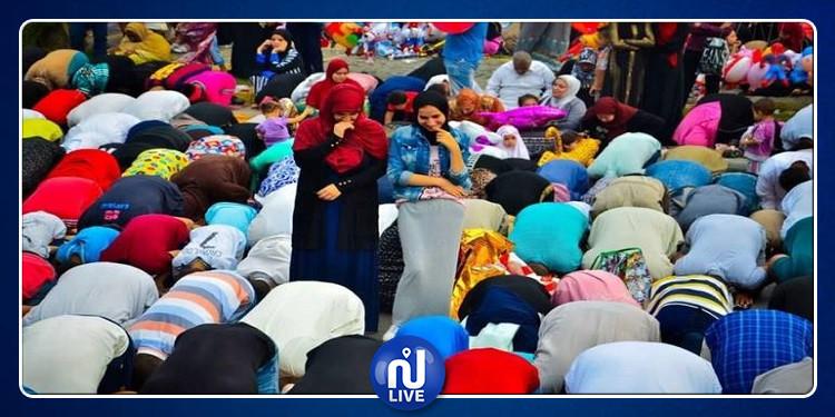 اختلاط النساء بالرجال في صلاة العيد: دار الافتاء المصرية تعلّق