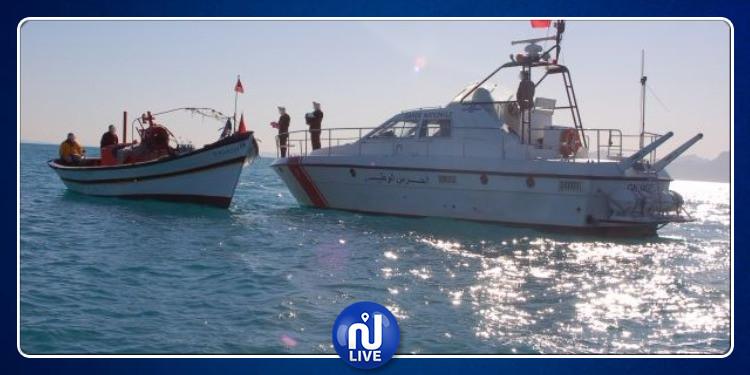 صفاقس : ضبط 70 شخصا كانوا يعتزمون اجتياز الحدود البحرية خلسة