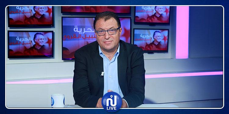 المنصف الشريقي : ''صابة القمح هزها الماء وحكومتنا لاهية كان بنبيل القروي''
