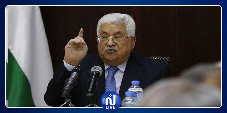 الرئيس الفلسطيني يُقيل جميع مستشاريه