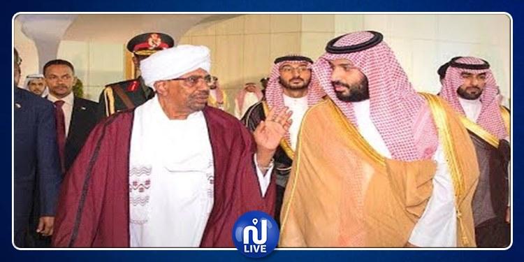 عمر البشير يعترف: تسلمت 25 مليون دولار من محمد بن سلمان