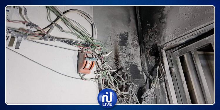 قابس: وفاة فتاة بسبب ماس كهربائي (صور)