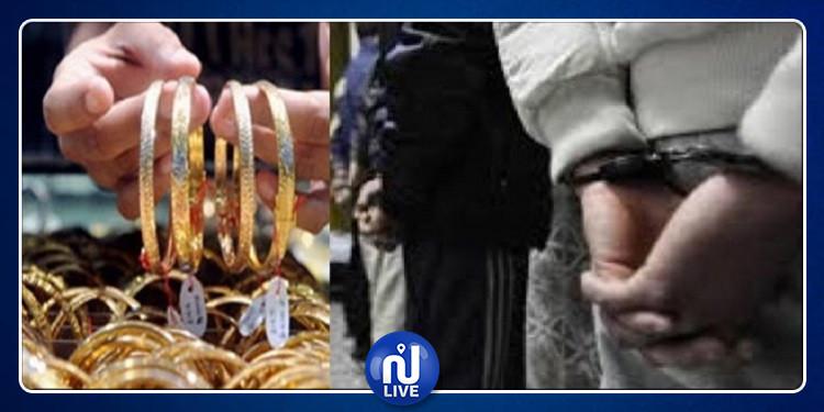 أريانة: استرجاع أموال ومصوغ مسروق بقيمة تفوق 200 ألف دينار والقبض على الجناة
