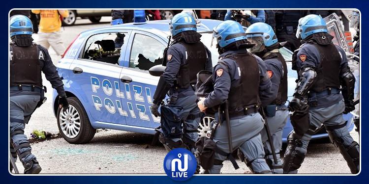 إيطاليا: توقيف 10 أشخاص من بينهم 8 من أصول تونسية بتهمة تمويل الإرهاب