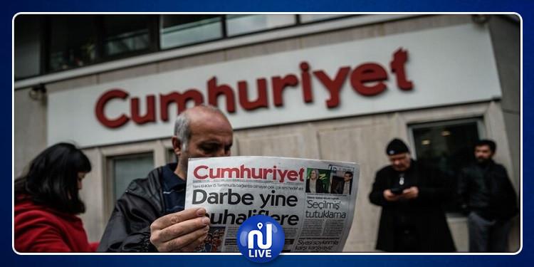 تبرئة 5 صحفيين  من تهم الإرهاب في تركيا