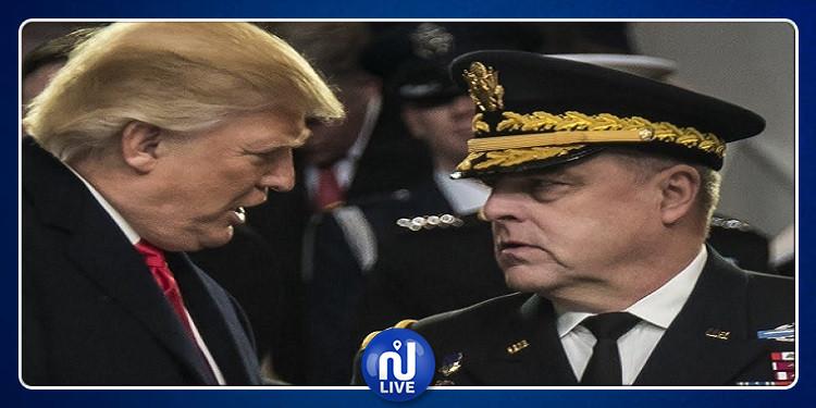 تعيين مارك ميلاي رئيس أركان جديد للجيش الأمريكي
