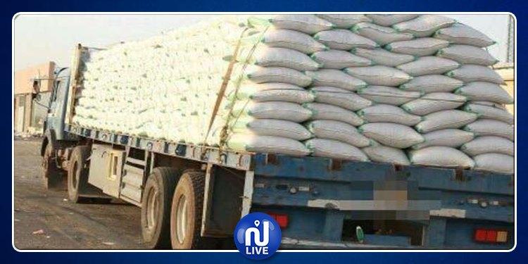 توزر: إحباط تهريب كميات من الشعير والسداري بقيمة 300 ألف دينار