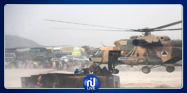 مقتل 16 شخصا في أفغانستان في قصف جوي ''بالخطأ''