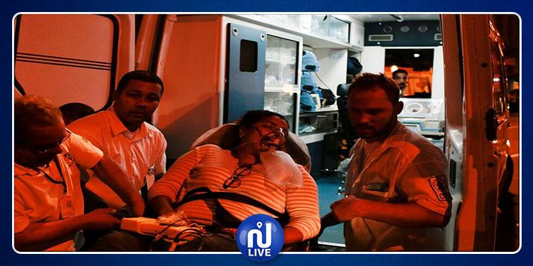 البرازيل: مصرع 10 أشخاص بحريق في مستشفى