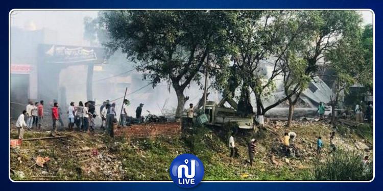 الهند: مقتل 23 شخصا في انفجار بمصنع للألعاب النارية