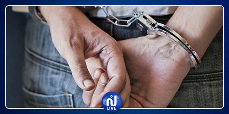 المكنين : القبض على عنصر تكفيري صادرة في شأنه أحكام قضائية