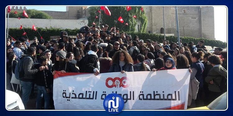 القيروان تحتل المرتبة الأولى من حيث التحركات الاحتجاجية